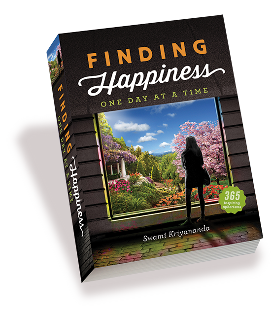 Finding Happiness, by Swami Kriyananda