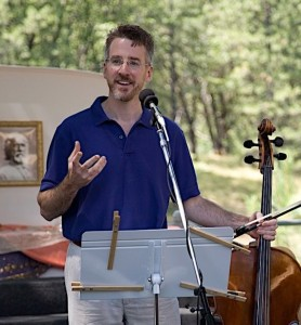 David Eby talks about Swami Kriyananda's music, Expanding Light retreat, Ananda Village.