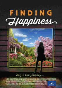 Front Cover Finding Happiness DVD